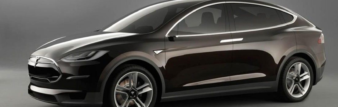 Tesla Luxury Limo Vehicle