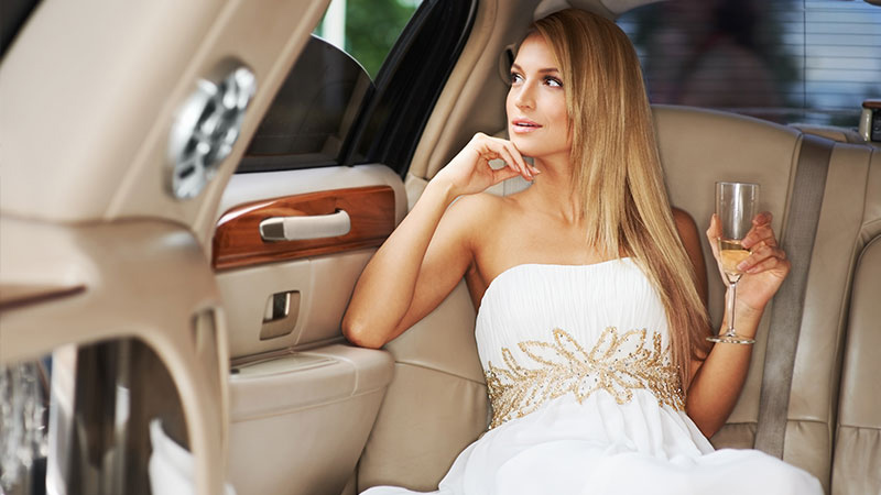 Wedding Limo Types Toronto