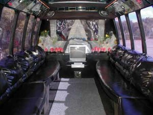 What Wedding Limousine Amenities & Services are Available?