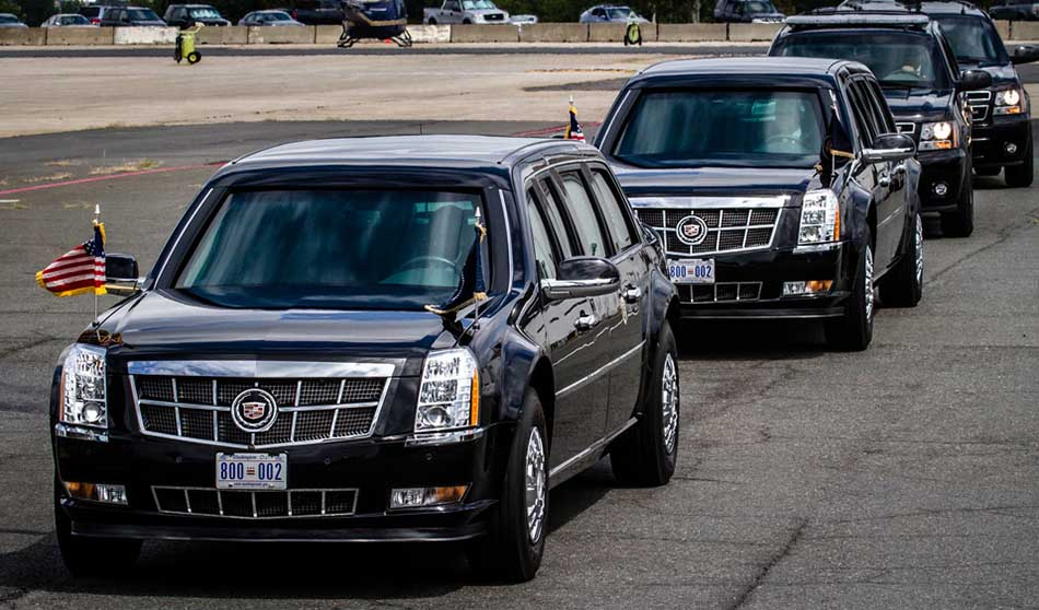 Presidential Limousine - Cadillac One