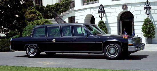 A history of limousine services