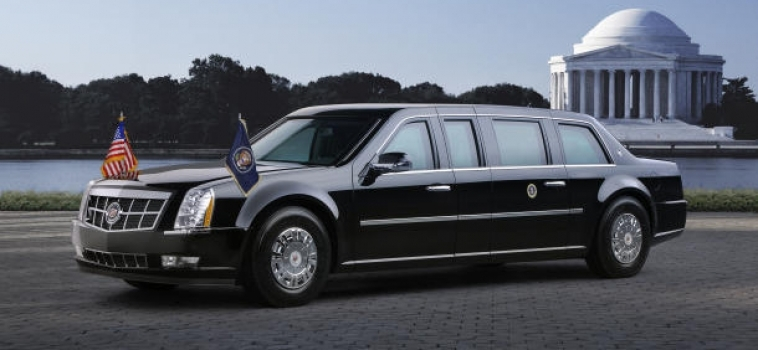 The Presidential Limousine