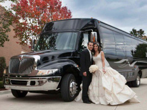 Renting a Party Bus for Your Wedding